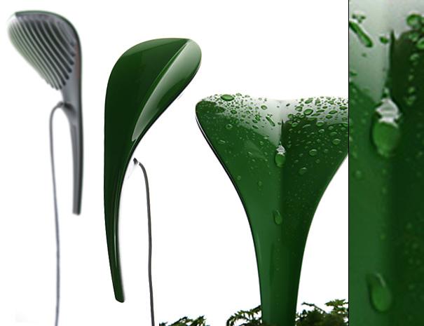 植物仿生设计手绘