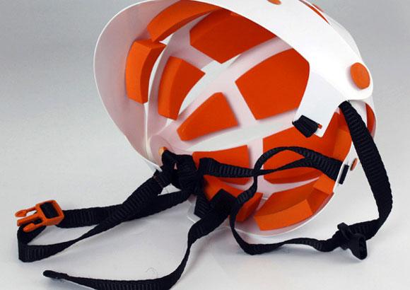 可拆卸的环保自行车头盔