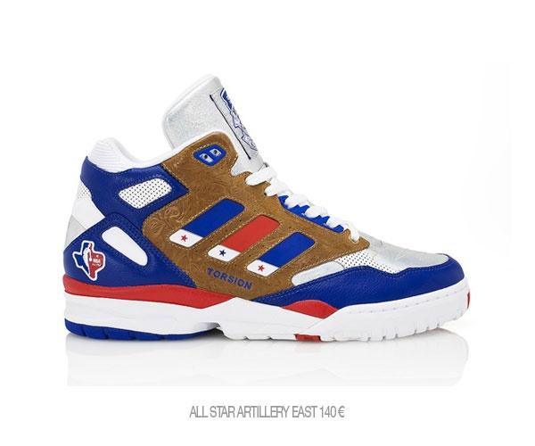 nba 阿迪达斯/2010年的NBA全明星刚结束,阿迪达斯推出的纪念鞋在此之前也...