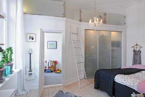 室内装修三居室设计图 主贴 三居室公寓室内装修设计图 上