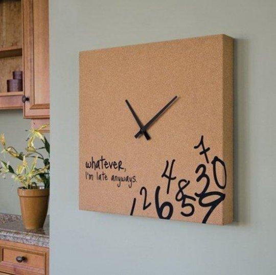 10款国外钟表创意设计图片