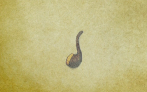 荐:《つみきのいえ》:游入海底的木烟斗