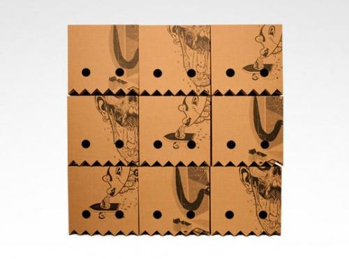 玩转包装纸箱,创意让盒子有趣到飞起来