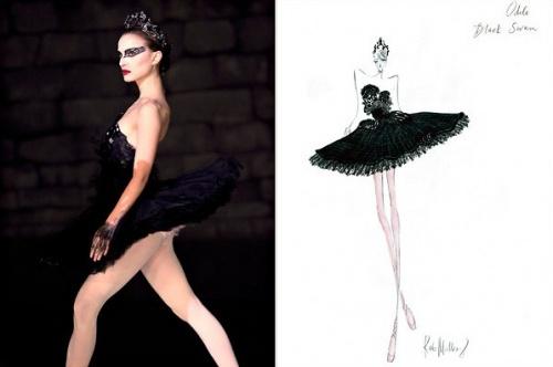 《黑天鹅》电影至in,芭蕾风潮再起