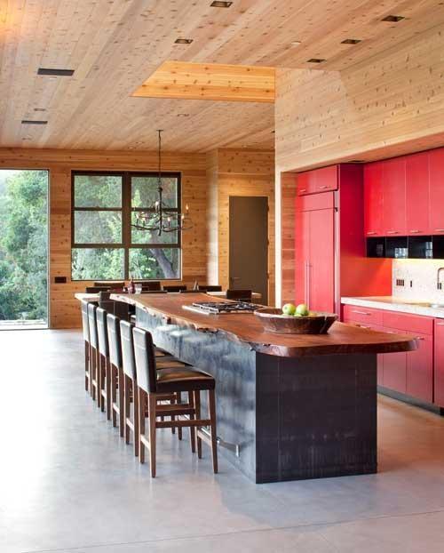 20款开放式厨房餐厅设计——
