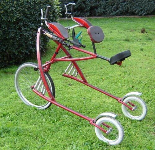 低碳生活必备,创意自行车设计大赏