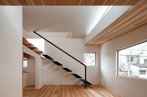 家居 楼梯 起居室 设计 装修 500_333图片