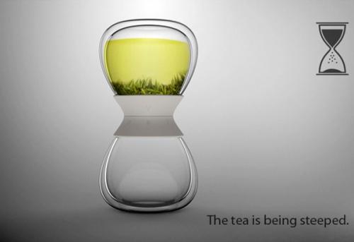 """玩转沙漏原理,轻松享受""""茶时光"""""""