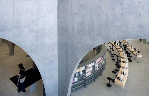 日本 装修 多摩/随意翻看世界上各种有趣的、有历史的图书馆,恰是这个日本多摩...