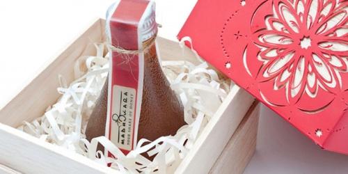 madhukura蜂蜜包装设计,镂空刻花柔美范儿
