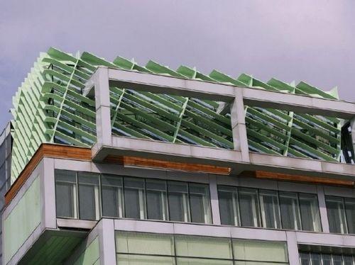 创意 设计 广州/全景花园办公室,办公室的绿化新创意