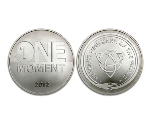 """时间就是金钱,来自""""时间银行""""的货币设计"""