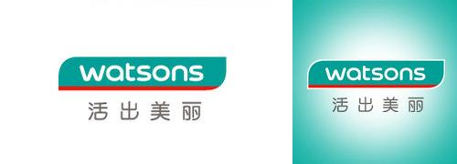 屈臣氏换Logo,品牌形象更柔和