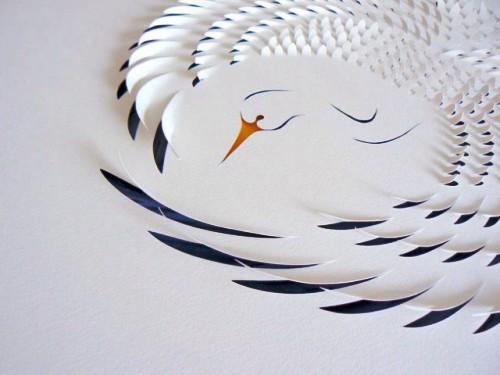 立體紙雕藝術賞
