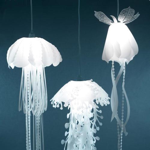 水母服装设计手绘