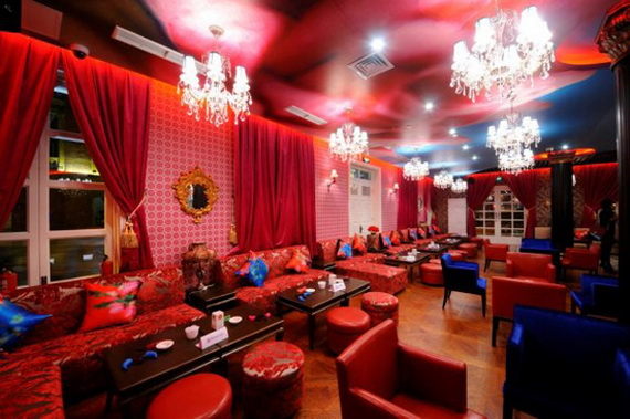 """... 咖啡馆,上海""""Shanghai Rose""""欢迎你   理想生活实验室"""