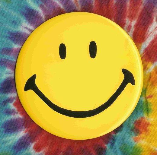 给你一个大大的微笑 笑脸娃 Smiley 背后的设计故事