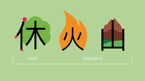 外国人怎么学中文?跟着Chineasy 从看图开始