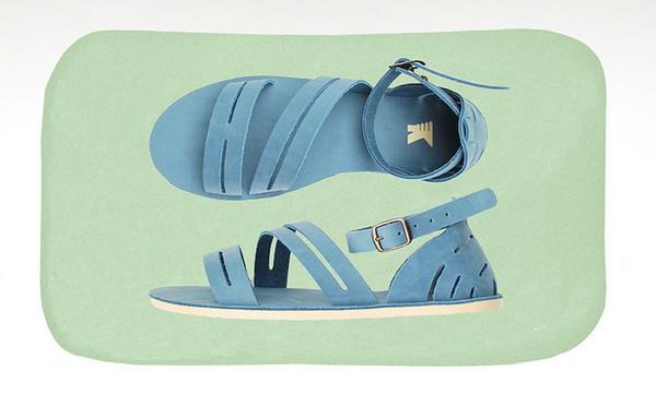 用折纸的方法做一双鞋子