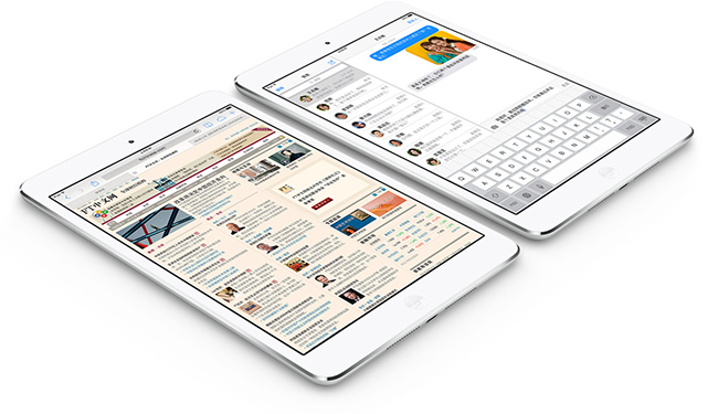 苹果发布会结束,新款 MacBook Pro、新款 iPad Air 和视网膜 iPad mini 悉数亮相