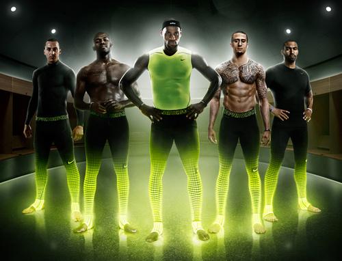 提升体能恢复速度,Nike Pro Combat Recovery