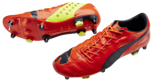 puma 全新足球鞋