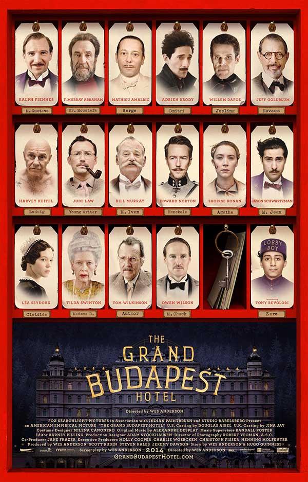联手导演韦斯·安德森,prada 柏林店举办电影《布达佩斯大饭店》主题