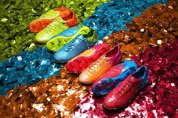 巴西世界杯,adidas 发布全新