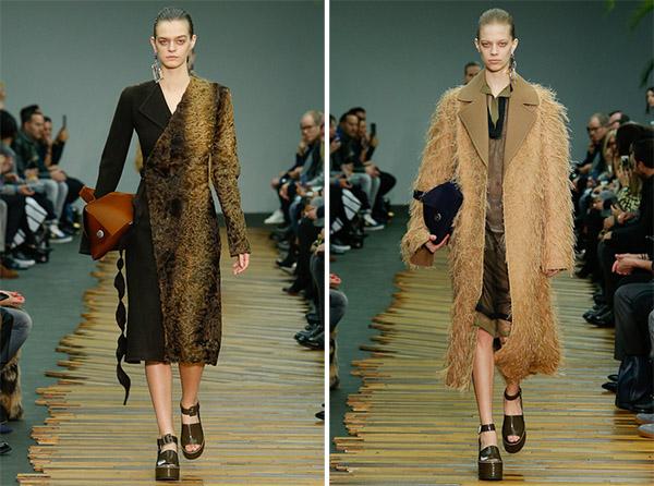 王菲专程赴秀场支持,CÉLINE 在巴黎时装周发布 2014 秋冬系列