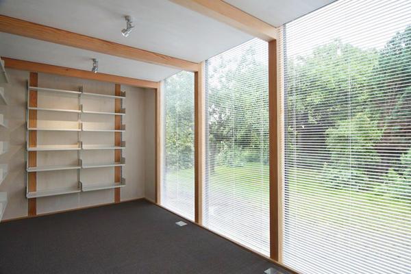 《一个大柜子,享受工作好空间》