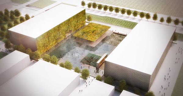 用全新方式为城市供能,意大利建筑设计实验室 cesare griffa architetto 推出新能源项目
