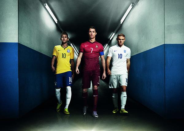与勇气,NIKE 发布 2014 巴西世界杯宣传短片 R