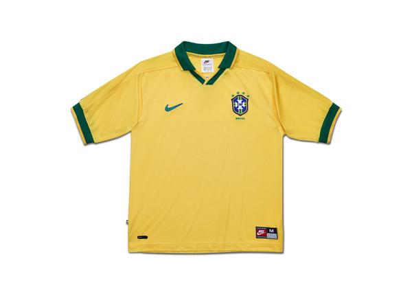 配的传承 聊聊巴西队 小黄衫 发展史图片