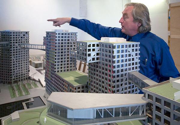 发现身边的大师之作,Steven Holl 中国城市建筑设计一览 | 理想生活实验室 - 为更理想的生活
