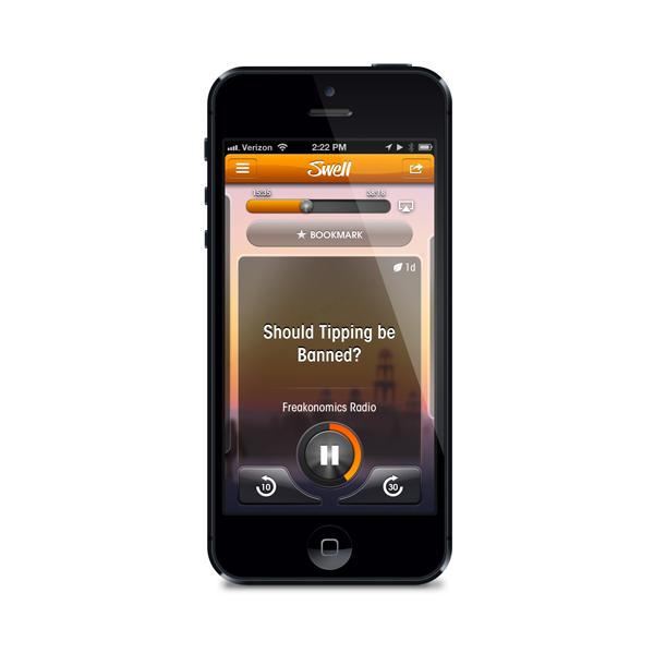 助力 Podcast,苹果 3000 万美元收购 Swell | 理想生活实验室 - 为更理想的生活