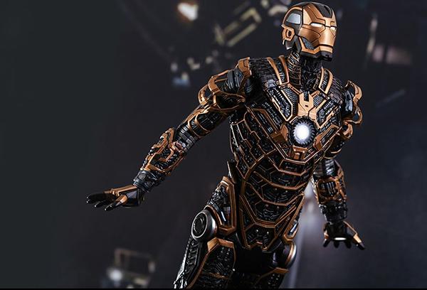 钢铁盔甲设计图内容钢铁盔甲设计图版面设计