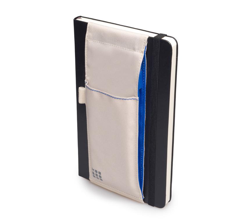Moleskine 更新笔记本工具带配件 | 理想生活实验室 - 为更理想的生活