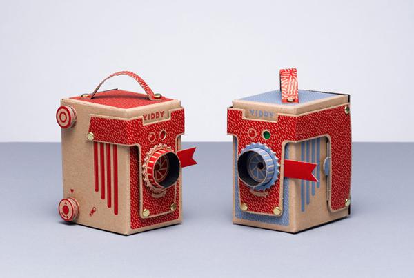 打造你的针孔相机,Kelly Angood 发起 DIY 相机套件众筹项目 | 理想生活实验室 - 为更理想的生活