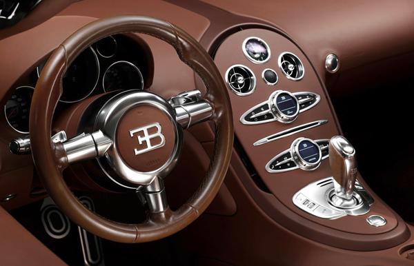 顶级奢华质感,布加迪传奇限量系列最终款 Ettore Bugatti 亮相 | 理想生活实验室 - 为更理想的生活