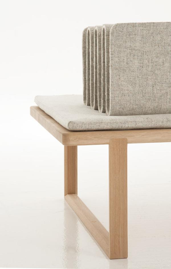 集合杂志架和长沙发,noidoi 带来家具 PULSE | 理想生活实验室 - 为更理想的生活