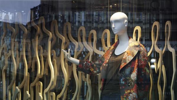 摄政街跨界橱窗展亮相 2014 伦敦设计节 | 理想生活实验室 - 为更理想的生活