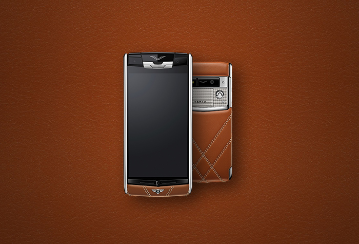 高通骁龙4核手机_售价近十万,VERTU 联手宾利推出限量版手机 | 理想生活实验室 ...