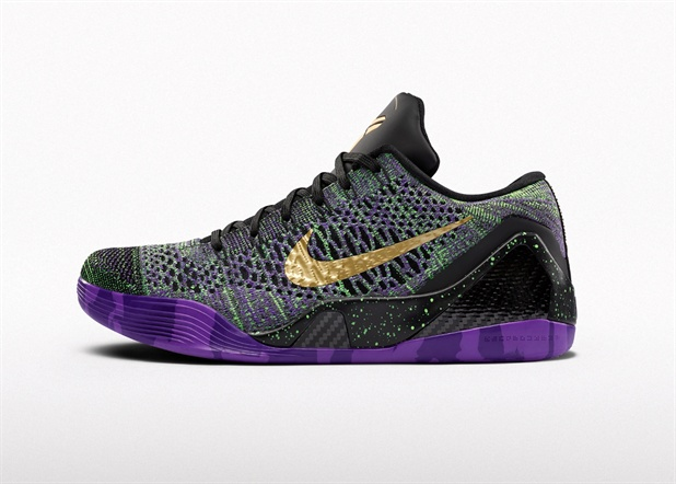 "科比總得分超越喬丹,NIKE 推出KOBE 9 Elite Low ""Mamba Moment"" NIKEiD 特別版"
