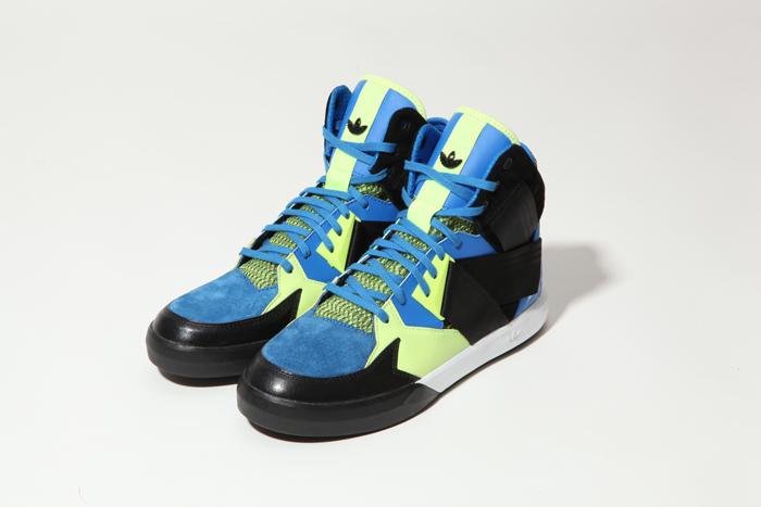都市叢林的時髦男女,adidas Originals 推出全新City Jungle 系列