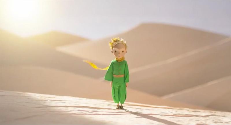 电影版《小王子》来了!派拉蒙放出暖心预告片