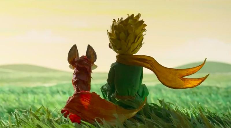 电影版《小王子》来了!派拉蒙放出暖心预告片 | 理想生活实验室 - 为更理想的生活
