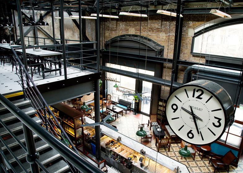属于孟买的黄金时代,走近 Dishoom 餐厅国王十字车站新店   理想生活实验室 - 为更理想的生活