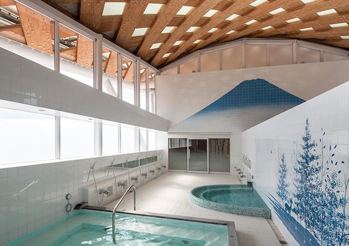 把澡堂修在火车站里,坂茂设计日本女川町火车站正式启用 | 理想生活实验室 - 为更理想的生活