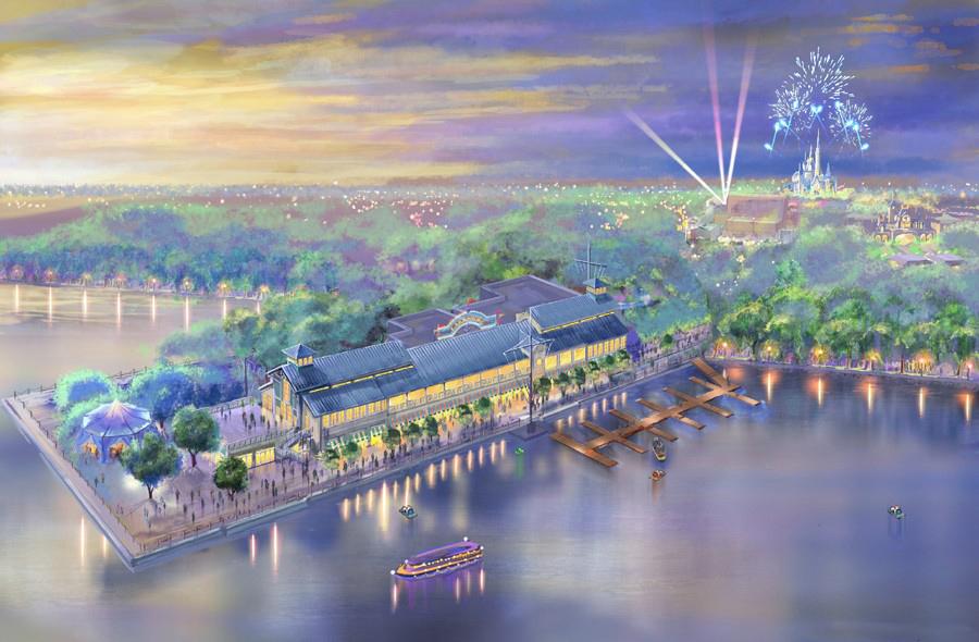 上海迪士尼小镇公布首批租客,来看看有哪些好吃好玩好买的 | 理想生活实验室 - 为更理想的生活
