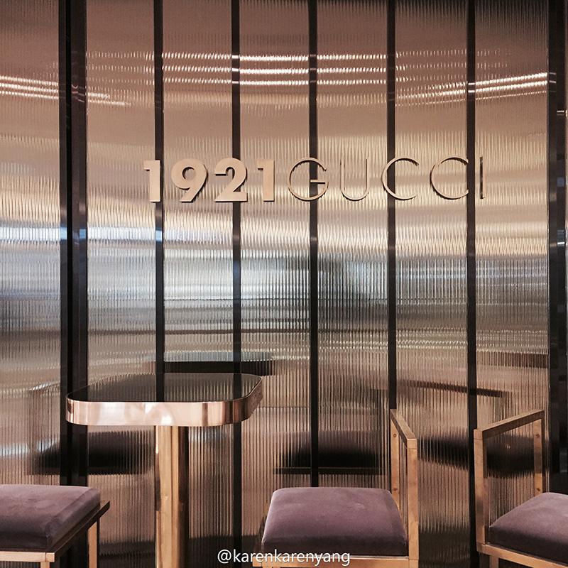 GUCCI 在上海开了一家餐厅,价格还算亲民 | 理想生活实验室 - 为更理想的生活